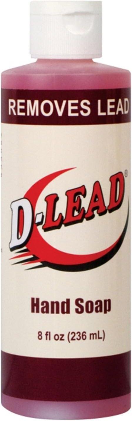D LEAD Hand Soap, 8 Ounce Bottle, 4222ES-008