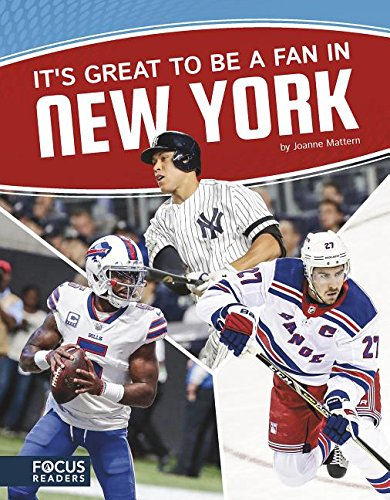 Yankees Buffalo (It's Great to Be a Fan in New York (Focus Readers: Sports Nation: Voyager Level))