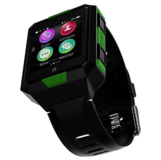 Smart WatchRound SmartWatch con Ranura para Tarjeta SIM TF ...
