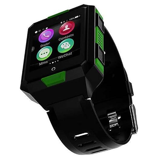 Smart WatchRound SmartWatch con Ranura para Tarjeta SIM TF ...