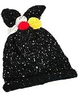 Bonnet Bebe, Tpulling Bébé mignon de bande dessinée bowknot hiver chaud  bonnet chapeau 83a899f7478