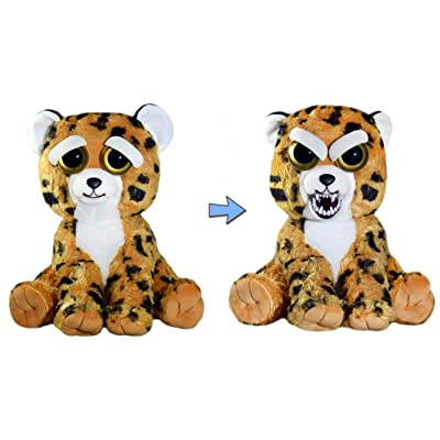 Feisty Pets Toby Toejam Cheetah: Toys & Games