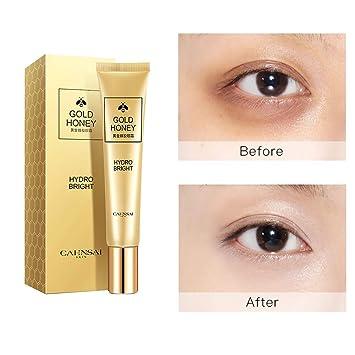 Amazon.com: Ofanyia Crema hidratante para ojos de miel ...