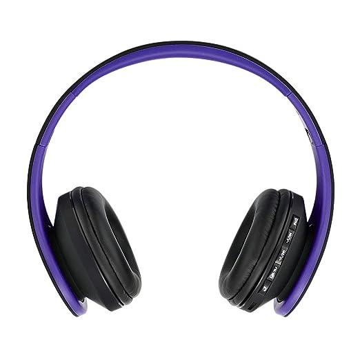 371 opinioni per Andoer®- Cuffie wireless (blu)