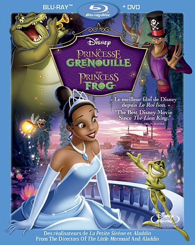 The Princess And The Frog [Blu-ray] (Terrence Howard The Princess And The Frog)
