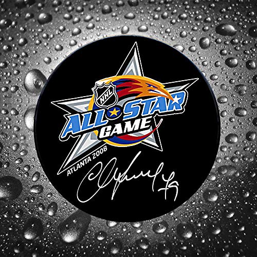 Andrei Markov 2008 NHL All-Star Game Autographed Puck