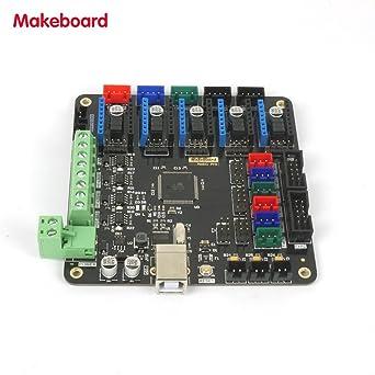 Micromake-mainboard piezas de la impresora 3d makeboard pro ...