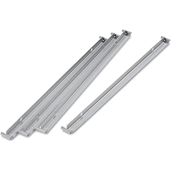 Amazon Com Alera Alelf3036 Two Row Hangrails For 30 Quot Or