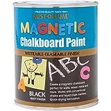 RUST-OLEUM AMZ0061 750ml Magnetic Chalkboard Paint-Black