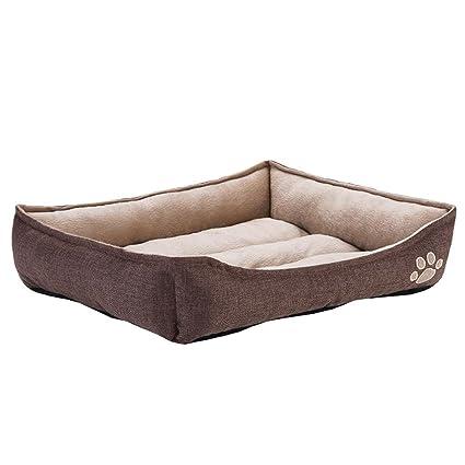 Zooplus caseta/Cama para Perro de Interior - 90 X 65 X 20 ...