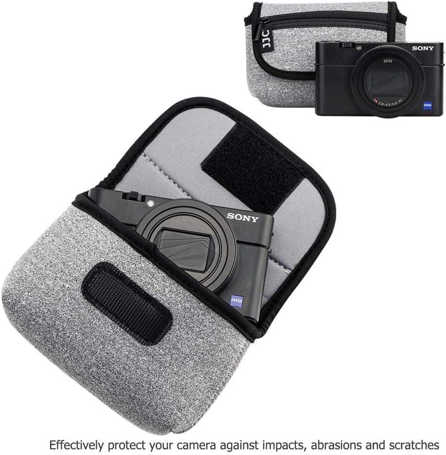 Funda R/ígida en negro/ /Protector de pantalla para su c/ámara digital Sony Cyber-shot dsc-hx90/V
