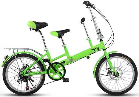 YUMEIGE Bicicletas para niños de 20 Pulgadas Bicicleta, Madre y ...