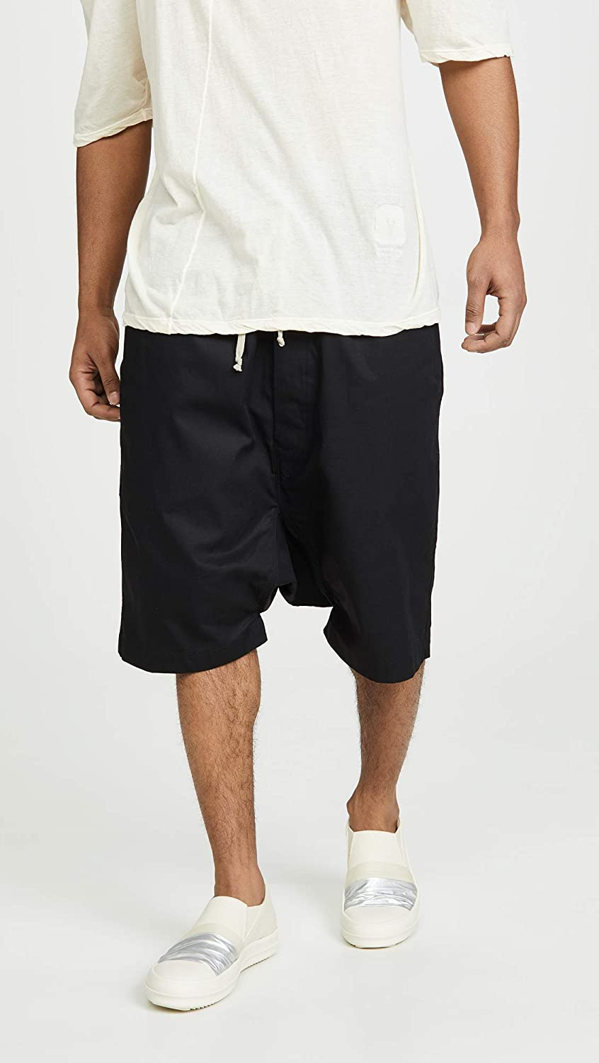 649aa3c925 Rick Owens DRKSHDW Men's Pod Shorts at Amazon Men's Clothing store: