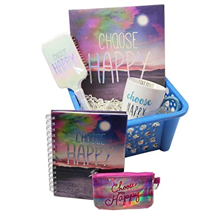 QuotChoose Happy And BeYOUtifulquot Motivational Inspirational Gift Basket Ideas For Girls Teens