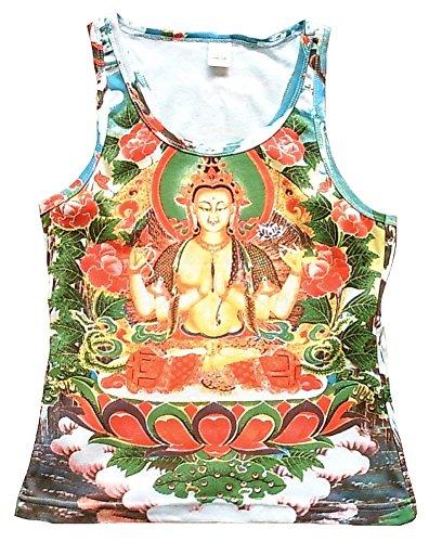 Para Sin Ticila Camiseta Mangas Mujer w81Z7w6xq