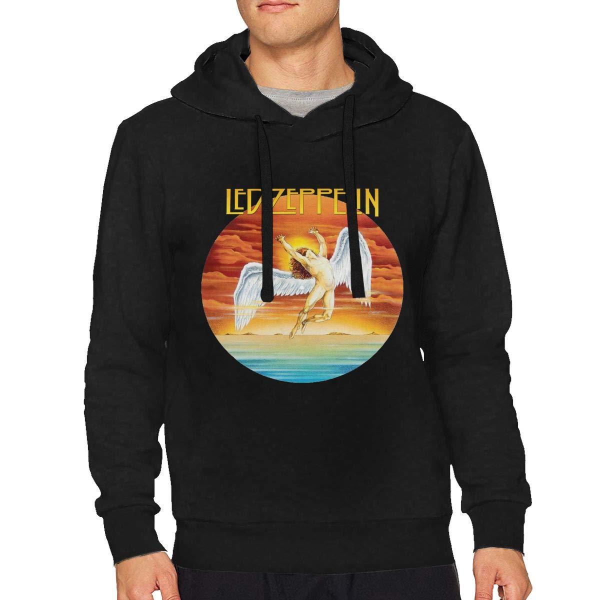 FHJEyh3 Led Zeppelin Unisex Adult Hoodie Hooded Sweatshirt Sizes S-3XL