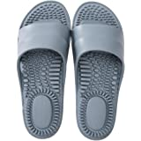 Deerway Massage Slippers Reflexology Sandals Mix with Shower and Quick Drying Function, Shock Absorbing, Cushion Sole…
