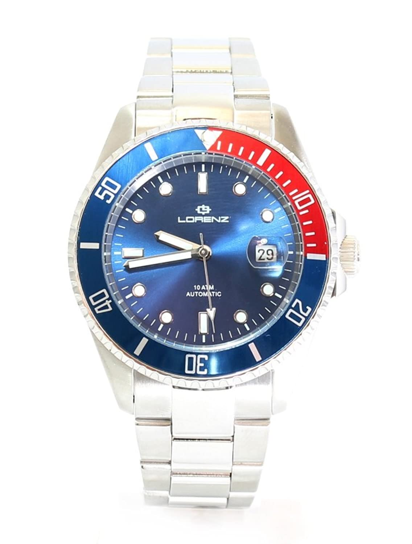 Armbanduhr Lorenz Mod. 026959 AA Sub Automatische SS Fall und Armband 43 mm 026959dd