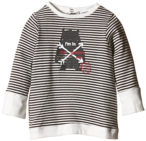 3 Pommes I'm in the Groove Long Sleeve Tee (12 Mo)