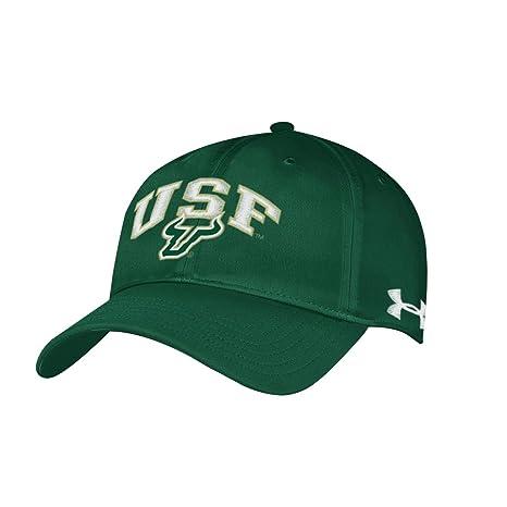 Under Armour NCAA South Florida Bulls Mens NCAA Men s Renegade Adjustable  Hat 7982059abaf