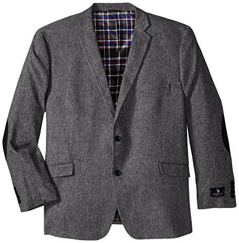 Grey Sport Coat Blazer - 1