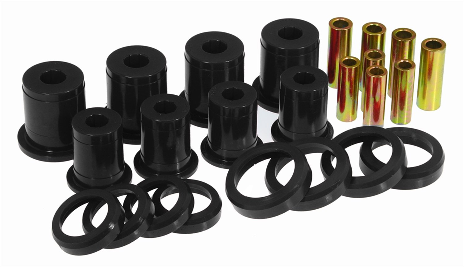 Prothane 4-211-BL Black Front Control Arm Bushing Kit