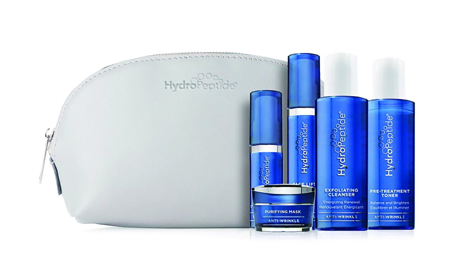 HydroPeptide On-the-Go Glow Travel Set, 1 Ct.