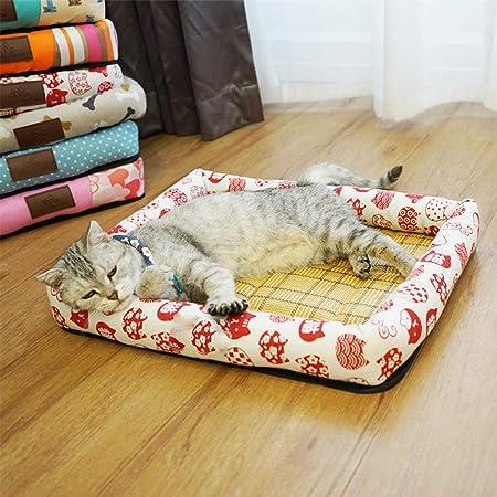Amazon.com: Jieqiong - Cama suave para perro, gato, mascota ...