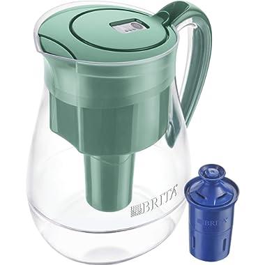 Brita 36397 Monterey, 10 Cup, Green