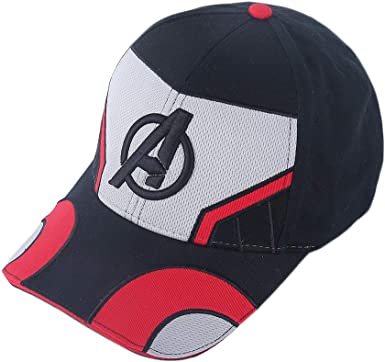 Yacn Avengers 4 Quantum Gorra de béisbol Flex Fit Active Hat ...