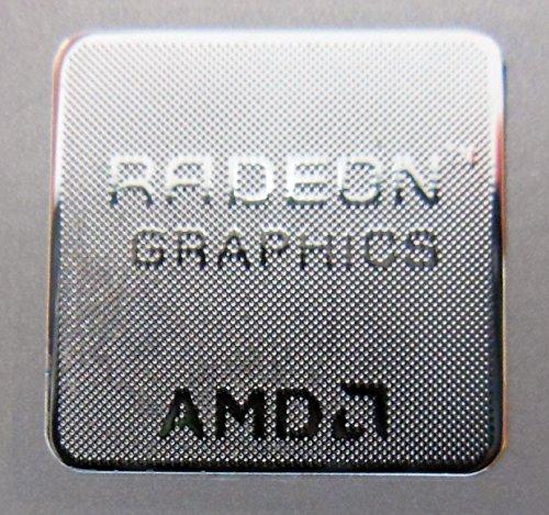 18 Mm Graphic - AMD RADEON Graphics Metal Sticker 18 x 18mm [813]