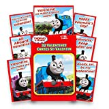 Thomas & Friends 32 Valentines Cards