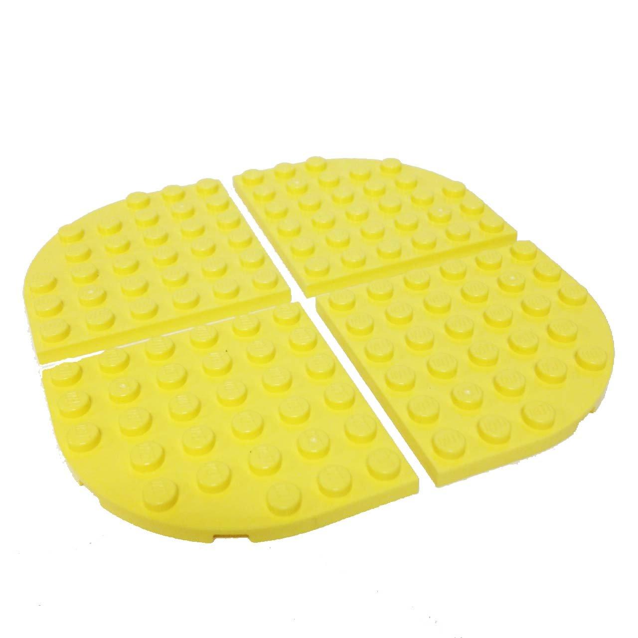 Plate Tile 1x3 4 x LEGO 63864 Plaque Lisse NEUF NEW black noir