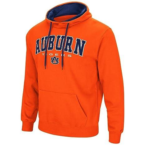 2adb114565c7 Auburn Tigers Men s Zone III Hoodie Pullover Sweatshirt Color Orange  (Medium)