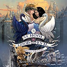 The Quests for Glory: The School for Good and Evil, Book 4 Audiobook by Soman Chainani Narrated by Polly Lee