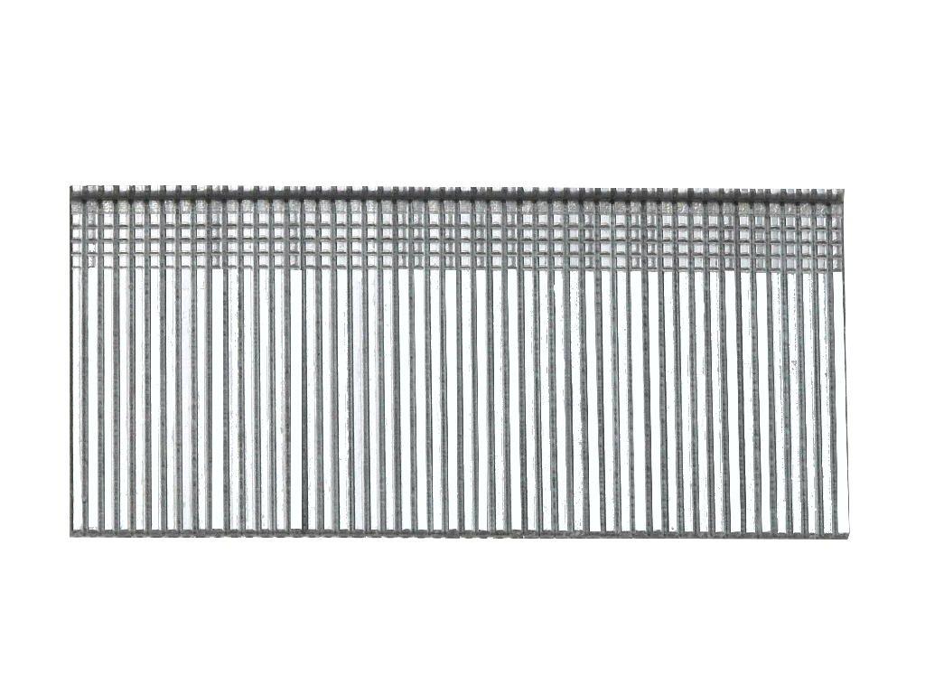 16GA 1'' Length Galv. 5,000-Pack Straight Finish Nails