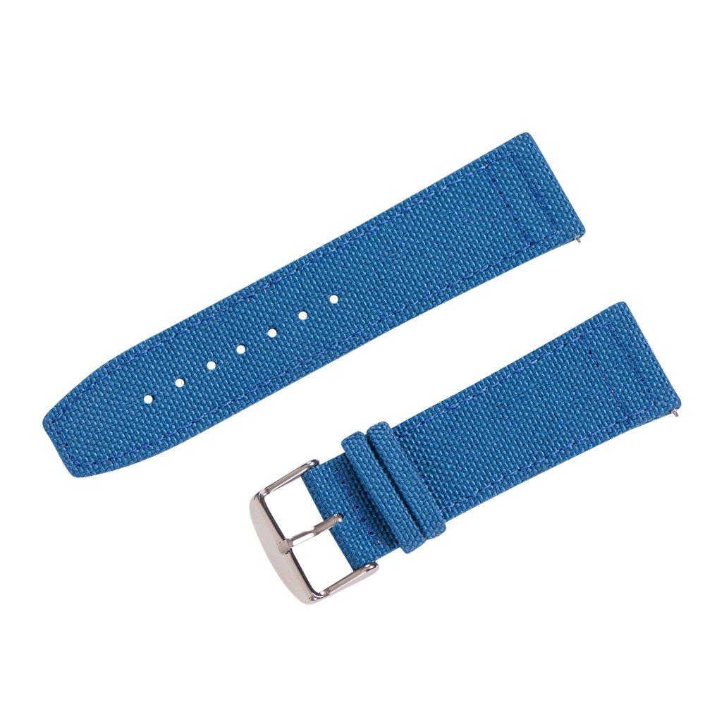 Clockwork Synergy APPAREL レディース ユニセックスアダルト 20mm|ブルー ブルー 20mm B075LMQY3N
