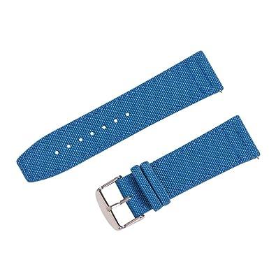 7d0ff0aa8c92 Amazon.com  Clockwork Synergy - Cordura Quick Release Watch Band ...