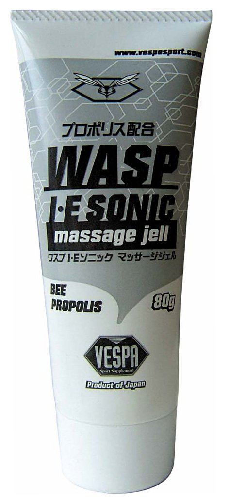 VESPA SPORTS(ヴェスパスポーツ) WASP IESONIC マッサージジェル 80g B00D69KW78