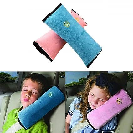 2Pcs Siège enfant Kid véhicules de ceinture harnais d épaule Auto Voiture Coussin  Ceinture de 07126d337f2
