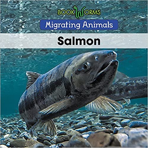 Book Salmon (Migrating Animals)