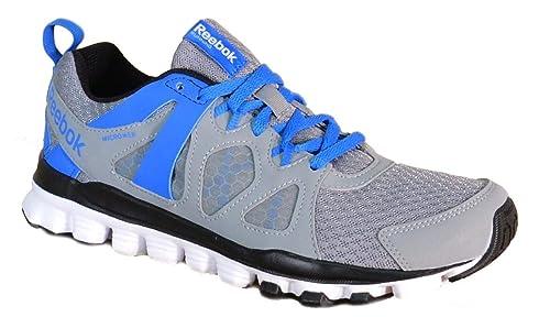Deportivos Run Hexaffect Reebok Gris V66081 0 2 Zapatos TZX7qx