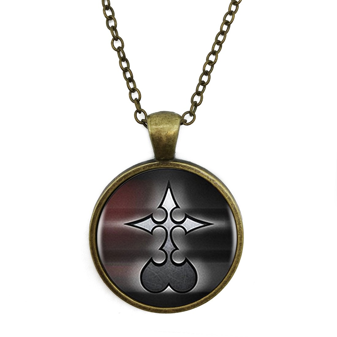 Amazon Mysterious Time Gem Pendant Chain Necklace Kingdom