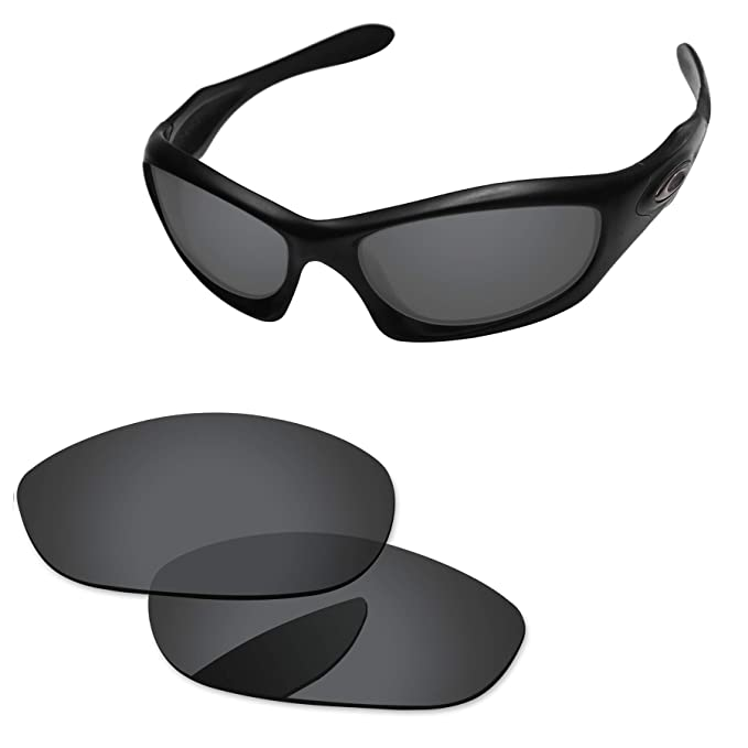b25a03f0d6 Amazon.com  PapaViva Lenses Replacement for Oakley Monster Dog Black ...