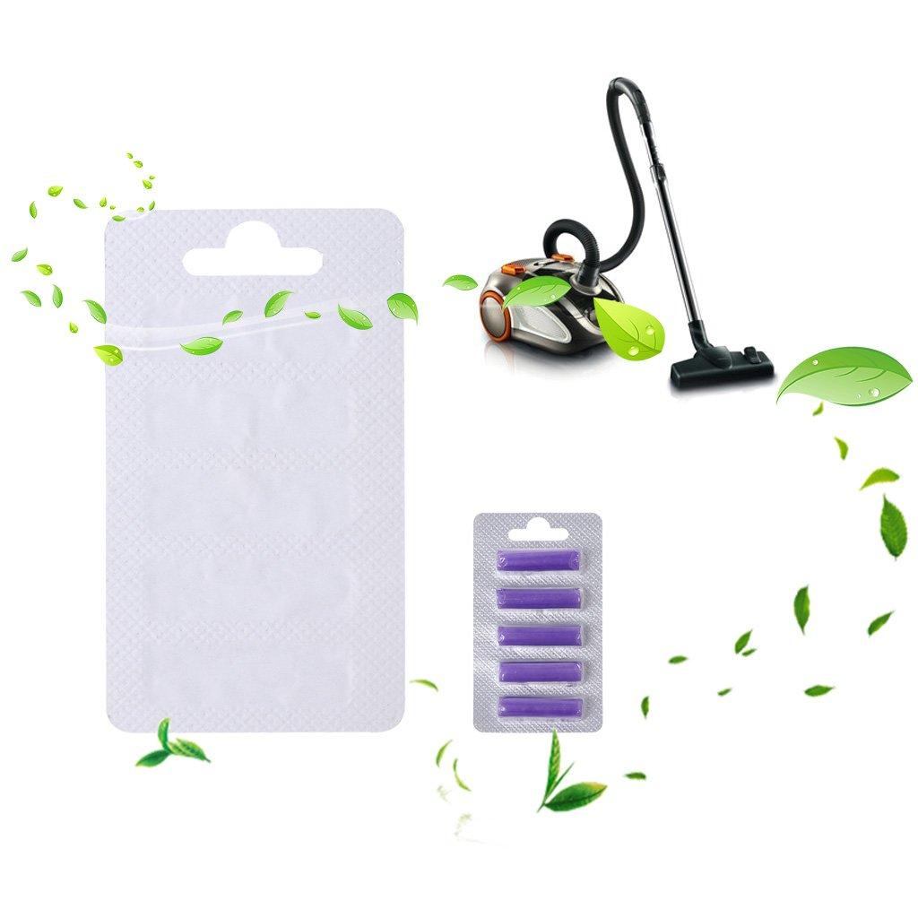 Accessori per aspirapolvere JunYe 5/Pezzi per aspirapolvere Hoover Deodorante Profumo profumato fragranza Bastoncini