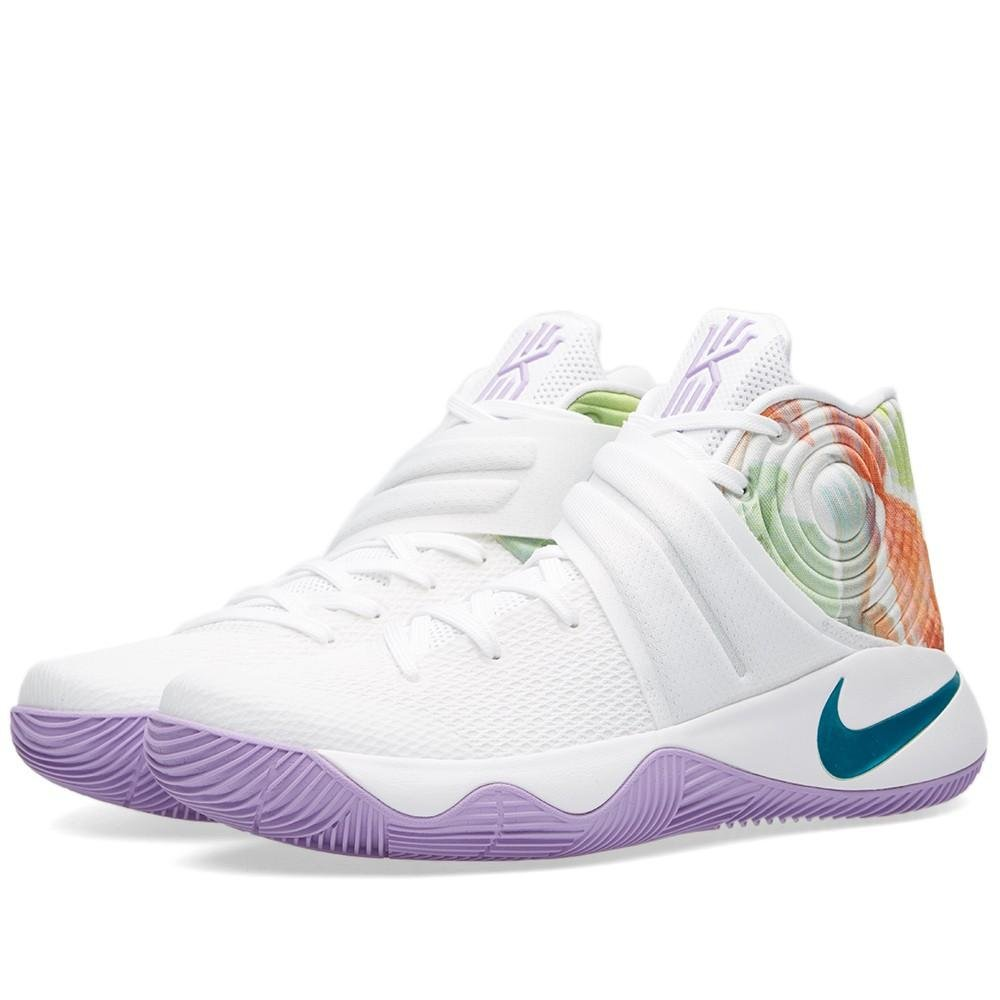 d5f506ff2c5f ... good amazon nike mens kyrie 2easter white hyper jade bright mango  synthetic basketball 9c983 26a76