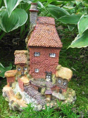 7\ Beekeeping Supplies Tall Beechnut Fairy House For Fairy