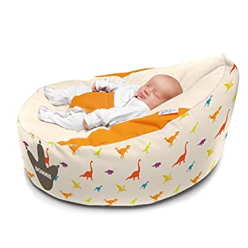Strange Dinosaur Gaga Baby Beanbag Amazon Co Uk Baby Pabps2019 Chair Design Images Pabps2019Com