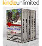 Lone Star Love: Five Historical Romances Set in the Lone Star State