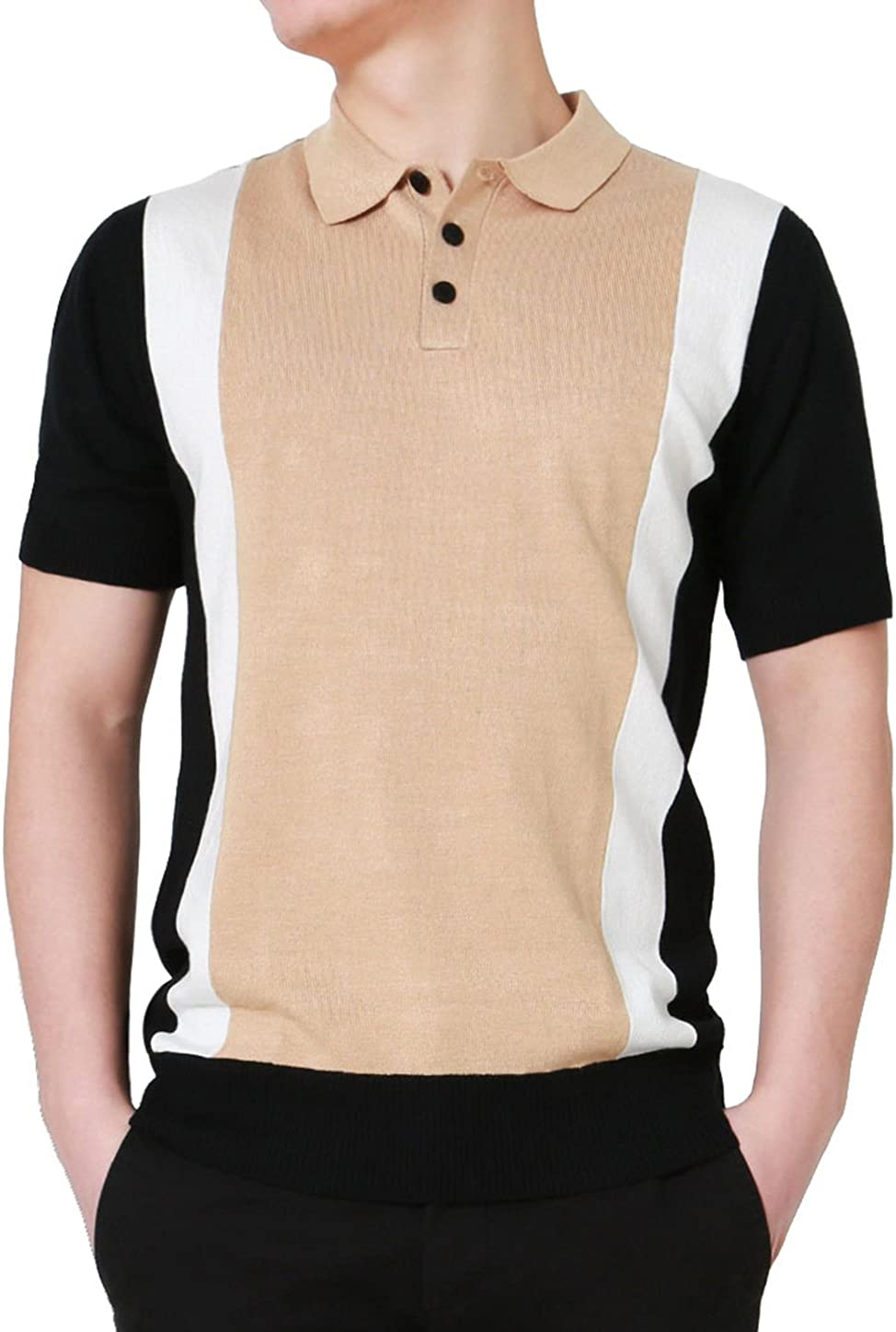 God is Good All The Time Mens Regular-Fit Cotton Polo Shirt Short Sleeve